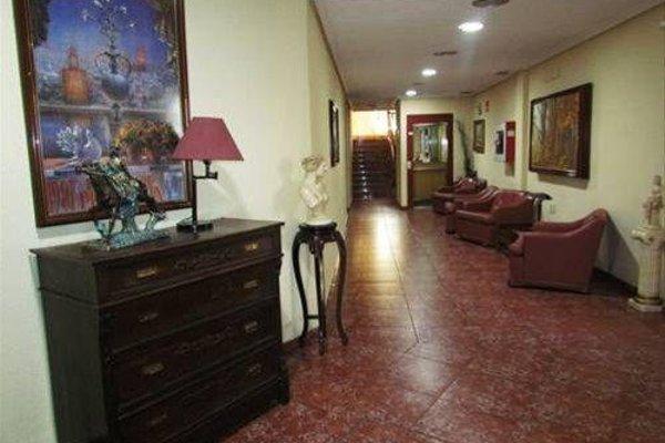 Complejo Hotelero Saga - фото 6