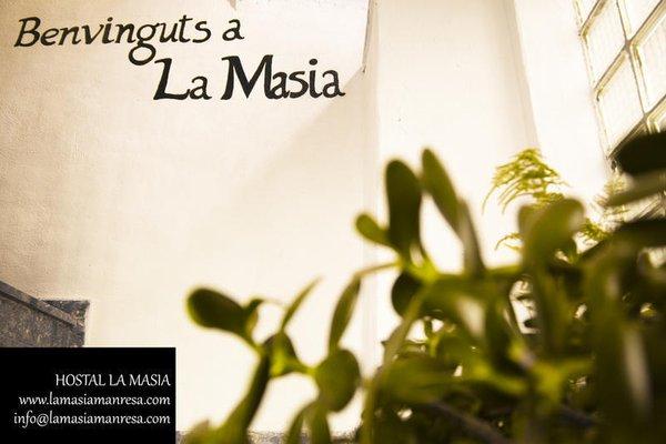 Hostal La Masia - 8