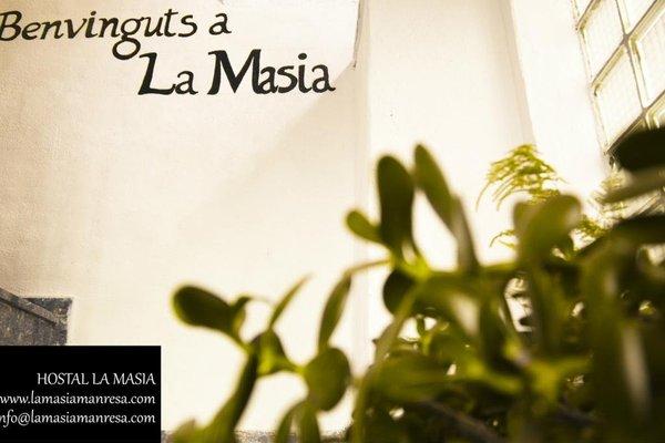 Hostal La Masia - 9