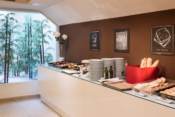 Tryp Valencia Azafata Hotel - фото 14