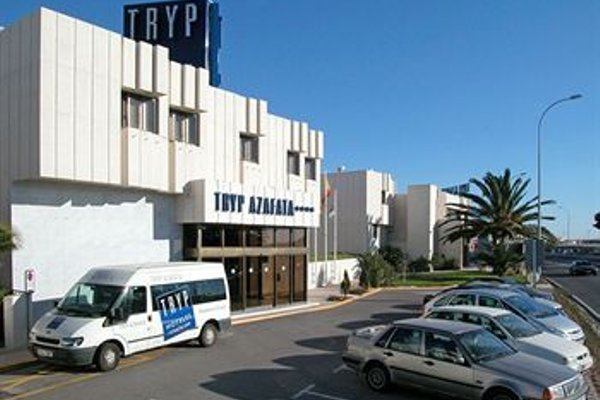 Tryp Valencia Azafata Hotel - фото 23