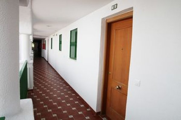 Aparthotel Pueblo El Goleto - фото 14