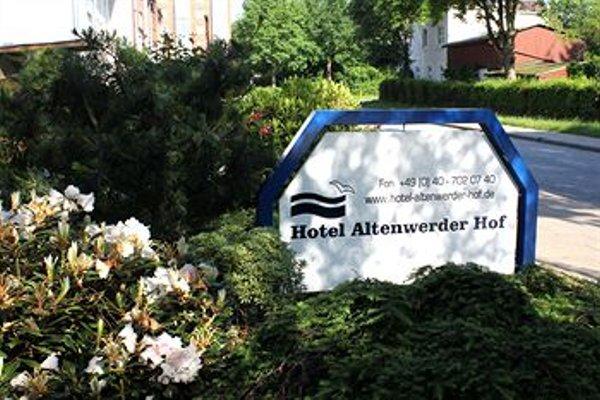 Altenwerder Hof - фото 21