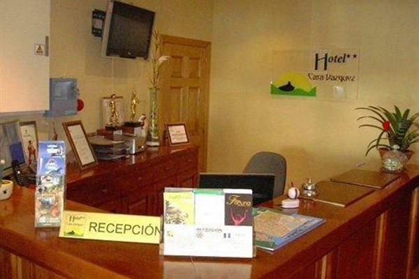 Hotel Casa Vazquez - 15