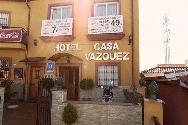 Hotel Casa Vazquez - 20