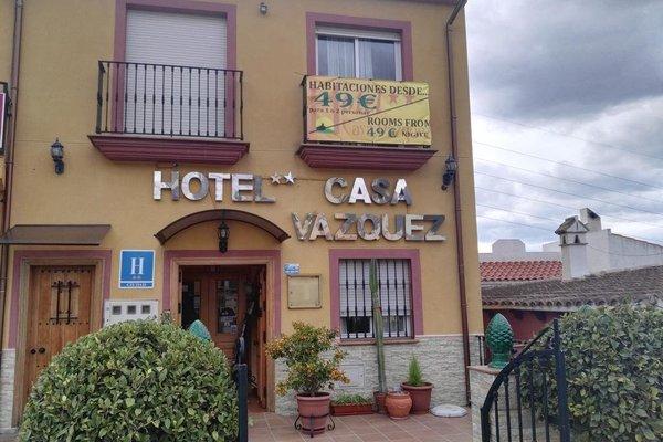 Hotel Casa Vazquez - 21