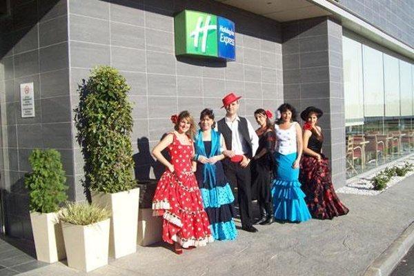 Holiday Inn Express Malaga Airport - фото 15