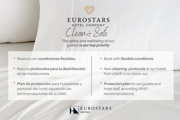 Eurostars Astoria - фото 21