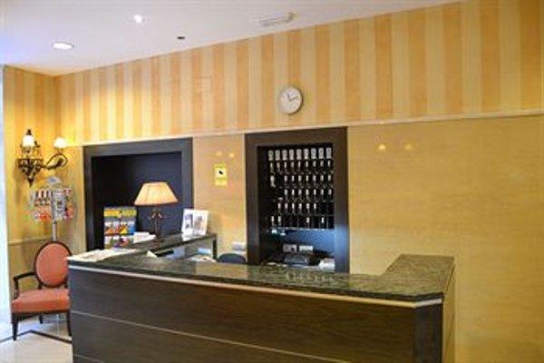 Hotel Sur Malaga - фото 18