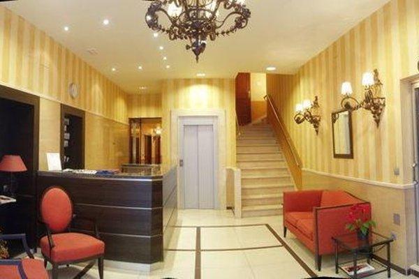 Hotel Sur Malaga - фото 19