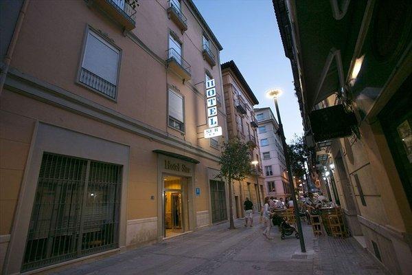 Hotel Sur Malaga - фото 23