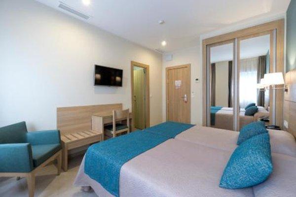 Hotel Sur Malaga - фото 3