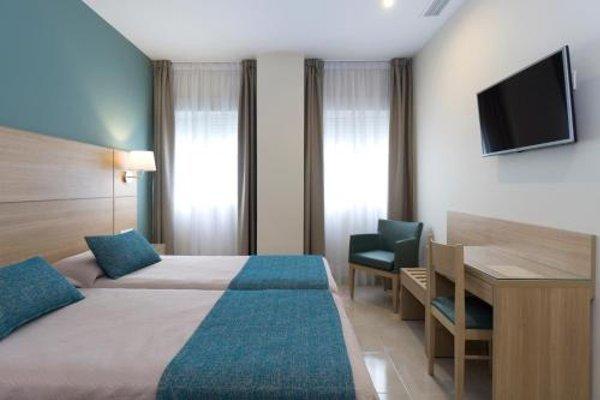 Hotel Sur Malaga - фото 4