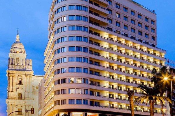 AC Hotel Malaga Palacio, a Marriott Lifestyle Hotel - фото 27