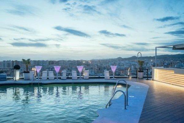 AC Hotel Malaga Palacio, a Marriott Lifestyle Hotel - фото 18