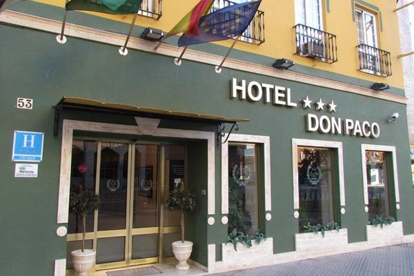 Hotel Don Paco - 16