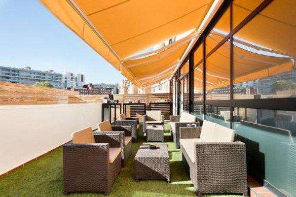 Tryp Malaga Alameda Hotel - фото 50