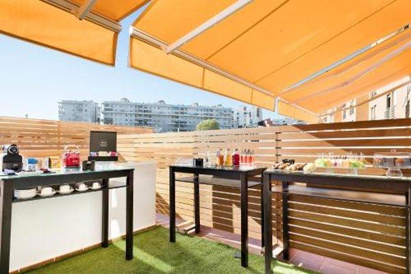 Tryp Malaga Alameda Hotel - фото 20