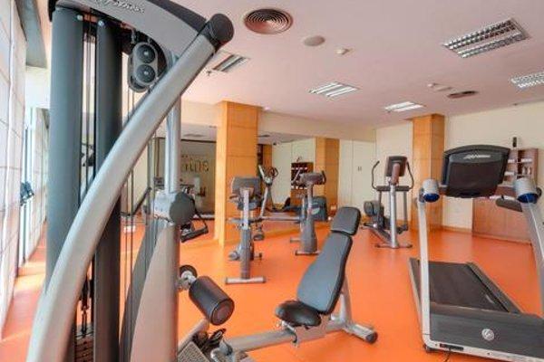 Tryp Malaga Alameda Hotel - фото 21