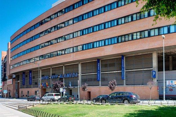Tryp Malaga Alameda Hotel - фото 22