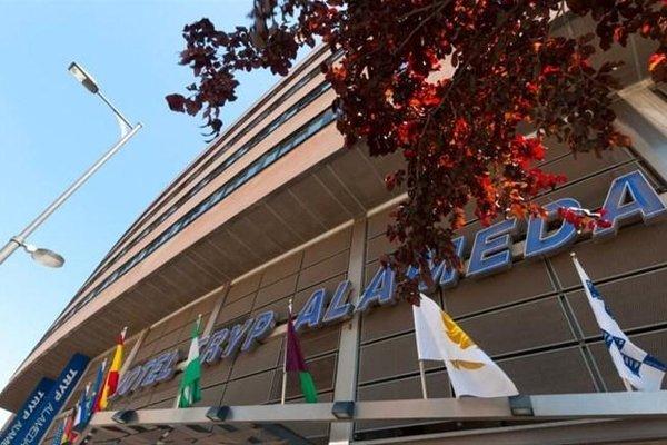 Tryp Malaga Alameda Hotel - фото 23