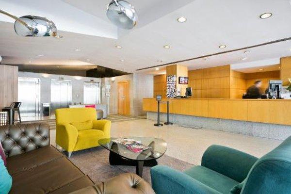 Tryp Malaga Alameda Hotel - фото 5