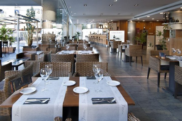 Hotel Sercotel Malaga - фото 18