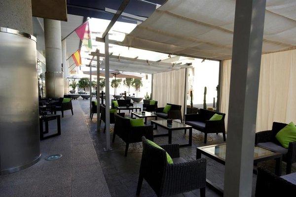 Hotel Sercotel Malaga - фото 19