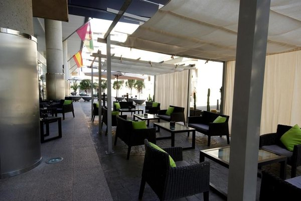 Hotel Sercotel Malaga - 19