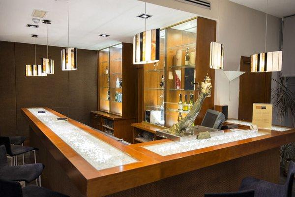 Hotel Sercotel Malaga - фото 22