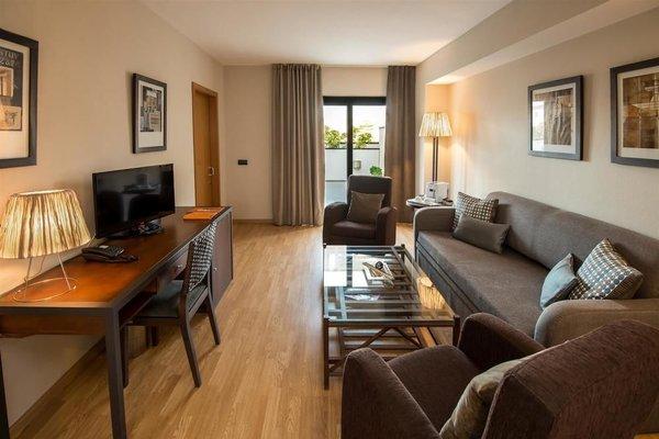 Hotel Sercotel Malaga - фото 7