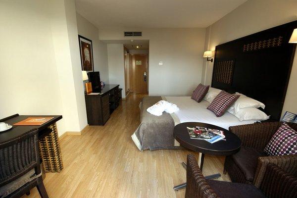 Hotel Sercotel Malaga - фото 8