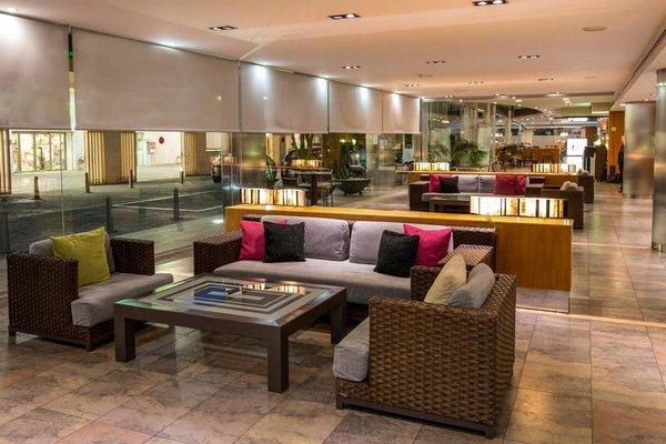 Hotel Sercotel Malaga - фото 9