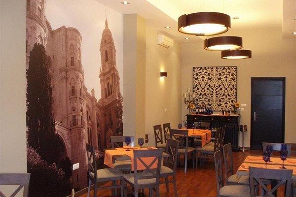 Atarazanas Malaga Boutique Hotel - фото 13