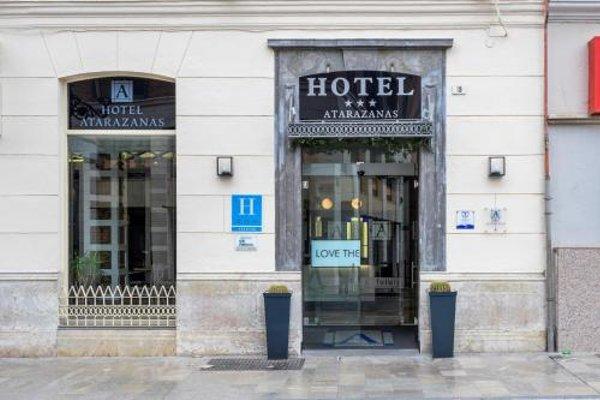 Atarazanas Malaga Boutique Hotel - фото 18