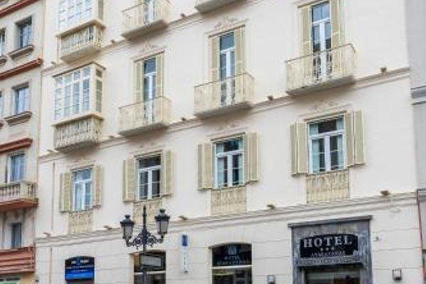 Atarazanas Malaga Boutique Hotel - фото 20