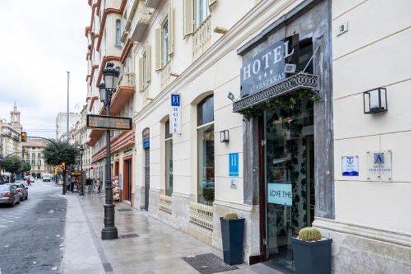 Atarazanas Malaga Boutique Hotel - фото 23