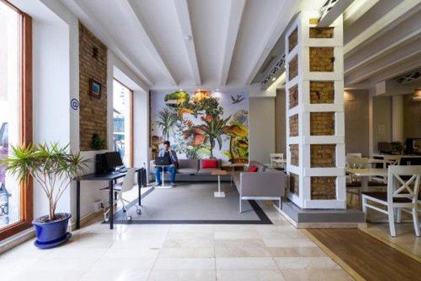 Atarazanas Malaga Boutique Hotel - фото 4