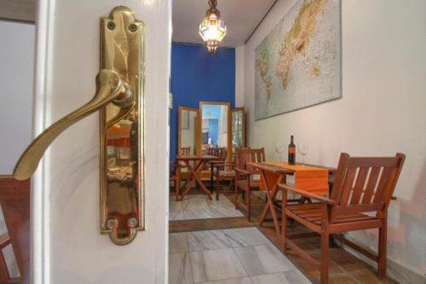 Las Acacias Hostal Restaurante - 12