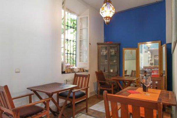 Las Acacias Hostal Restaurante - 16