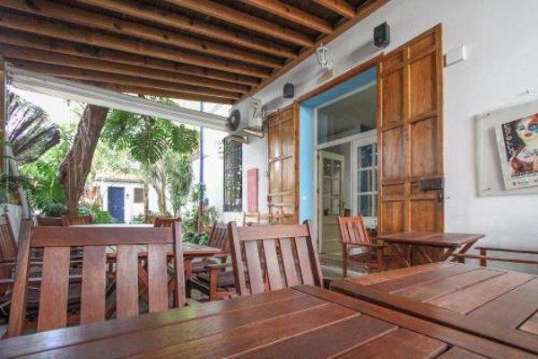 Las Acacias Hostal Restaurante - 18