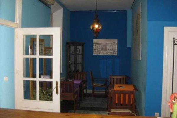 Las Acacias Hostal Restaurante - 8