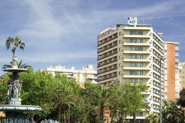 Hotel MS Maestranza Malaga - фото 50