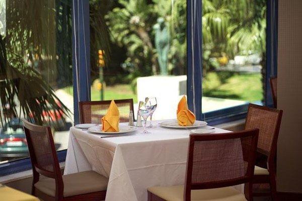 Hotel MS Maestranza Malaga - фото 12