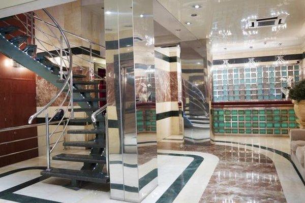Hotel MS Maestranza Malaga - фото 14