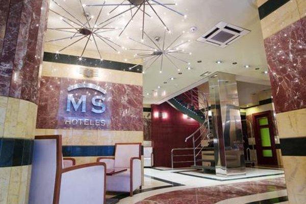Hotel MS Maestranza Malaga - фото 17