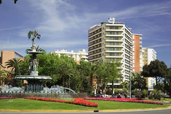 Hotel MS Maestranza Malaga - фото 18