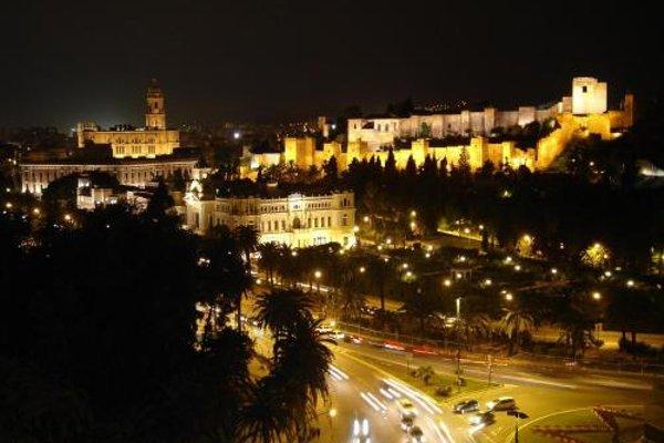 Hotel MS Maestranza Malaga - фото 23