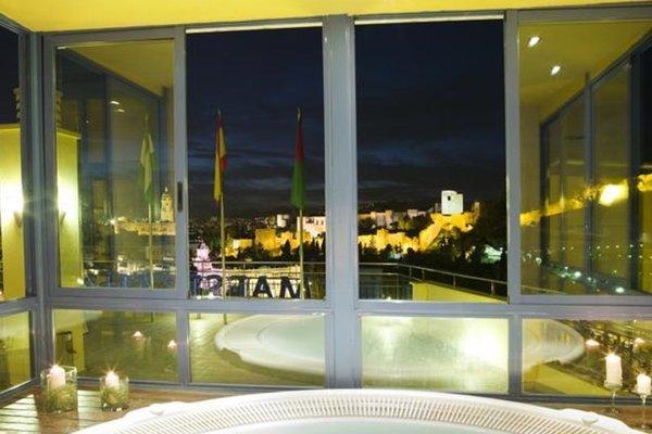 Hotel MS Maestranza Malaga - фото 8