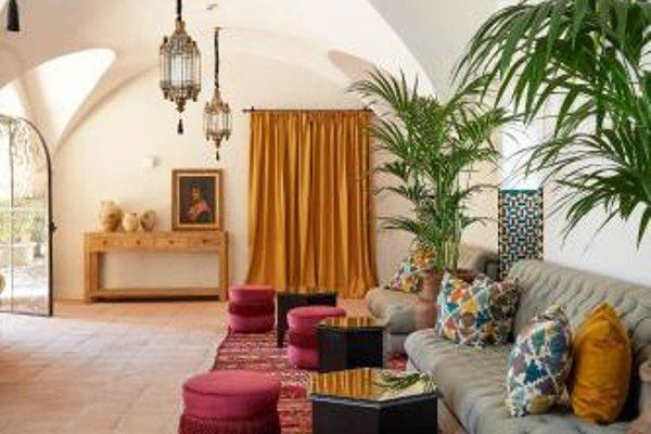 Hotel Castillo de Santa Catalina - фото 16